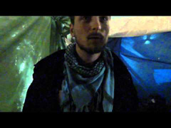 Occupy Vancouver interview by Geoff Peters